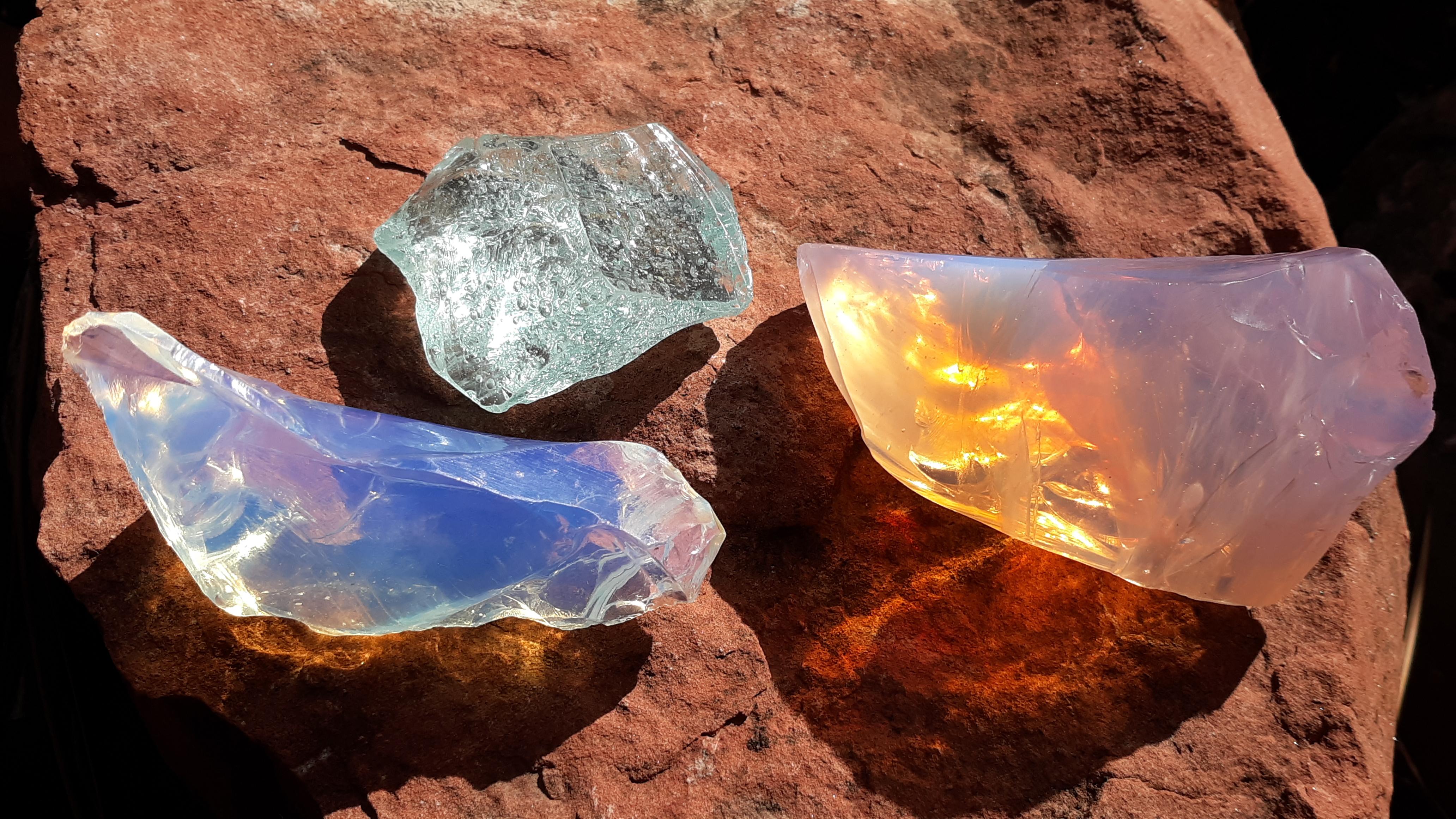Andara crystal healing sessions activations Sedona Arizona